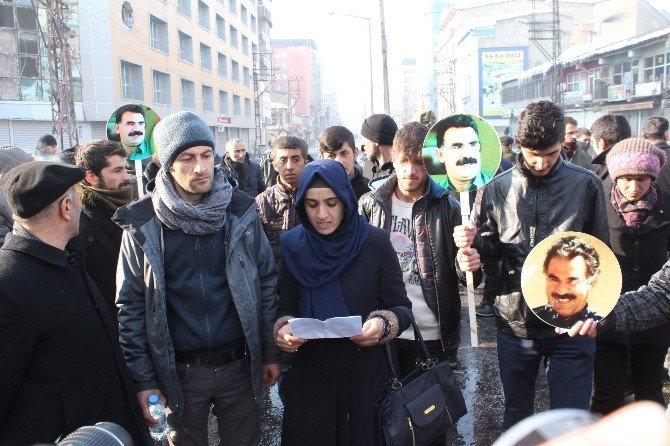 Yüksekova'da 15 Şubat Gerginliği