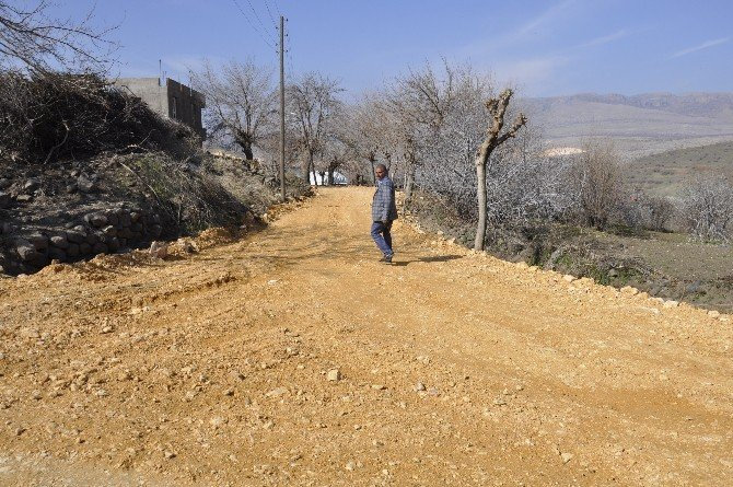 200 Yıllık Köy İlk Defa Siverek Belediyesi'nden Hizmet Aldı