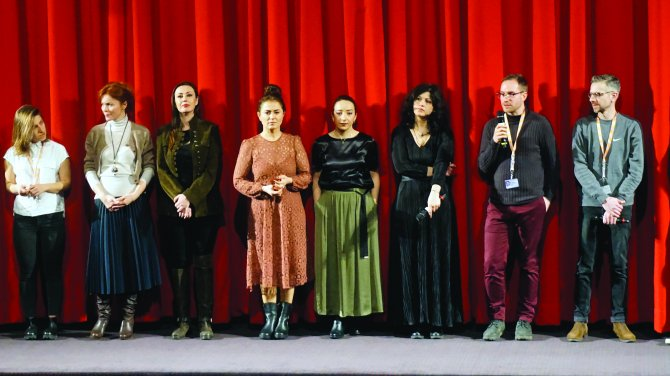 "Festival seyircisi""Toz Bezi""ni beğendi"