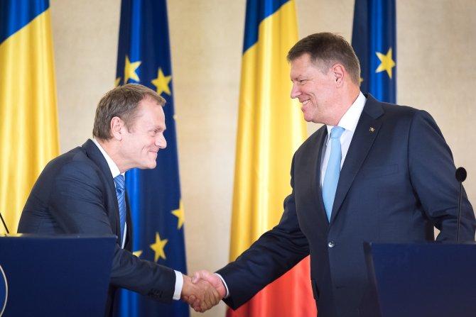 Tusk: Göçmen krizi ve İngiltere meselesi AB'yi dağıtabilir