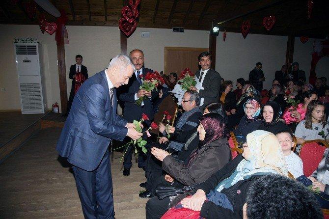 Büyükşehir'den Sevgililer Günü'ne Özel Nikah