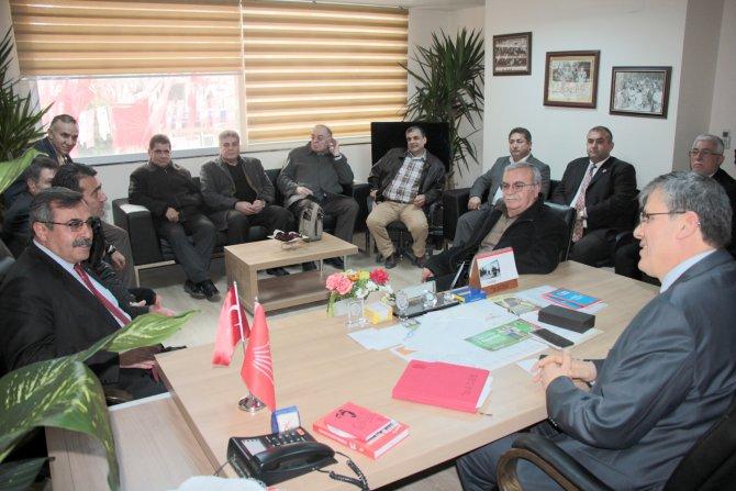 CHP İl Başkanı Ayhan Barut: Esnaf sorunlar yumağı içinde