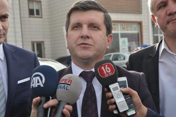 Cumhurbaşkanı Erdoğan İnegöl'e Gelecek