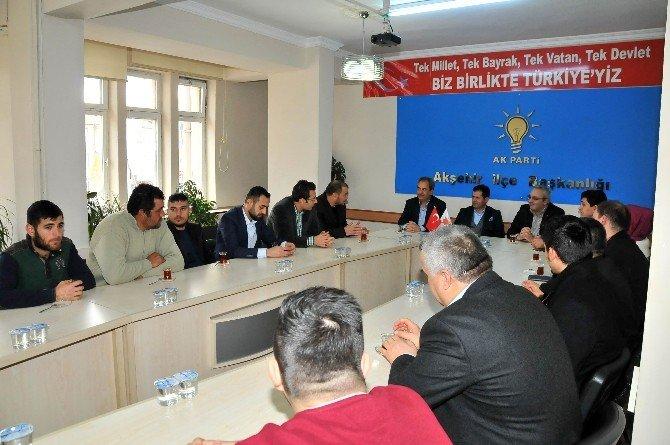 Milletvekili Altunyaldız'dan Akşehir'e Ziyaret