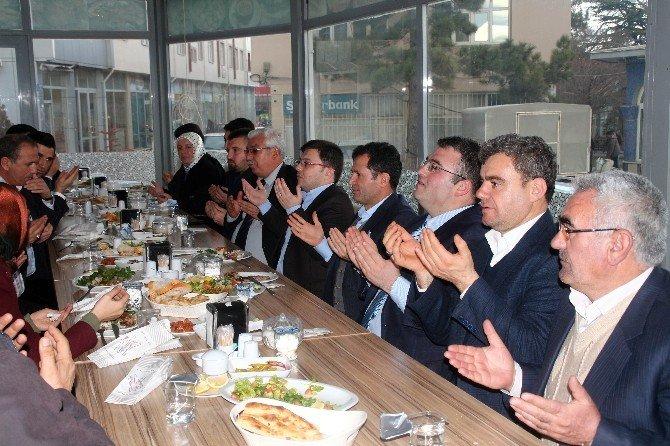 Milletvekili Altunyaldız'dan Yunak Ziyareti