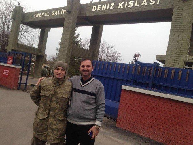 Diyarbakır'daki Asker Ve Polislere Elmalı Destek