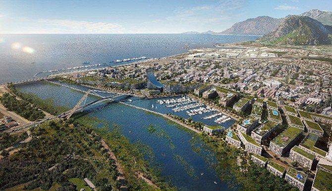 Antalya'nın Vizyon Projeleri Mpım'de Görücüye Çıkacak
