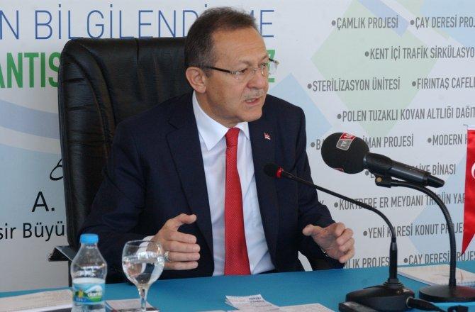 AK Partili Başkan'dan Balıkesir Valisi'ne 'nitelikli dolandırıcılık' suçlaması