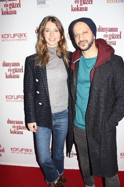 Dünyanın En Güzel Kokusu Filminin Galası Bursa'da Yapıldı