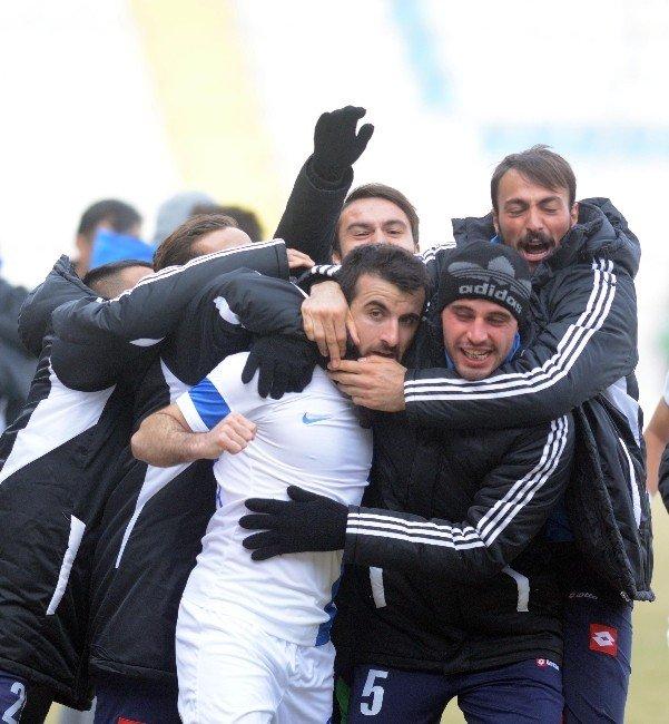 """Bb Erzurumspor Teknik Direktörü Yıldırım: """"Zor Maçtı, Üç Puan Almaktan Mutluyuz"""""""