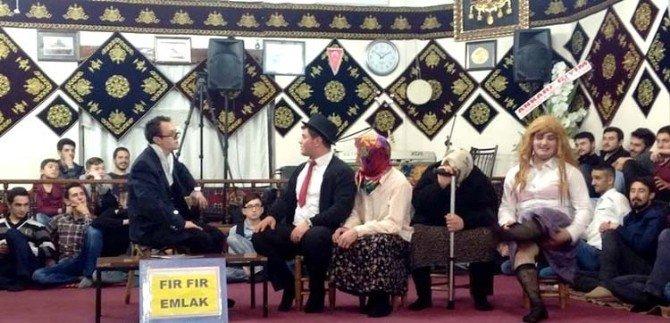 Çankırı'da 'Yaran Ocakları' Yanmaya Başladı