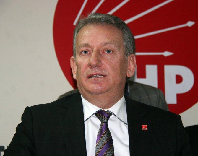 Milletvekili Pekşen'den 'zehirli atıklar logarlara boşaltılıyor' iddiası