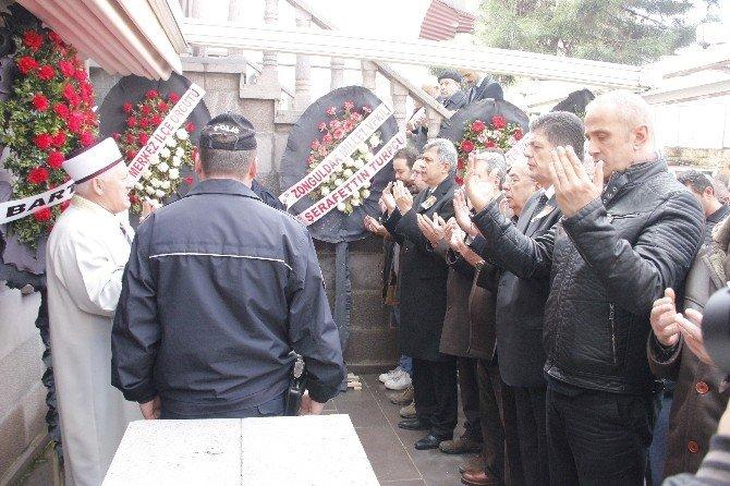 Zonguldak Eski Milletvekili Son Yolculuğuna Uğurlandı