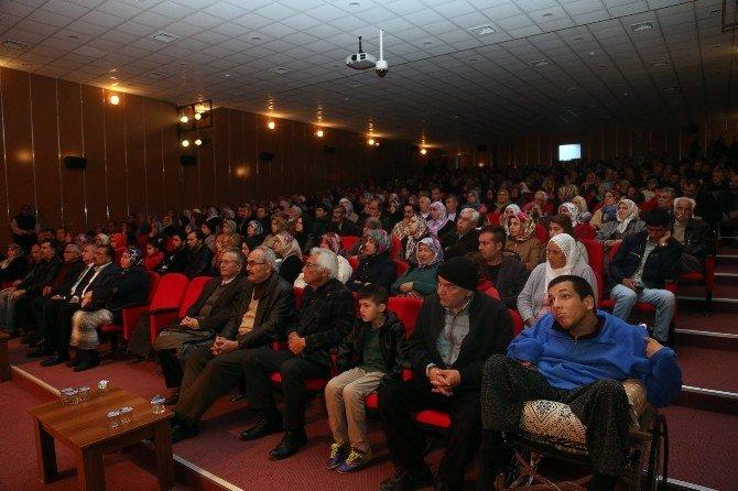 Erdemli Belediyesi'nden Sevgililer Gününde Anlamlı Program