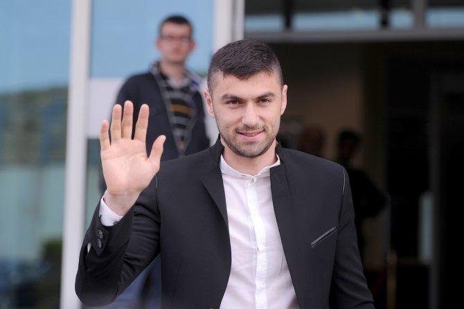 Burak Yılmaz, Dursun Özbek'le görüşmeden Galatasaray'dan ayrıldı