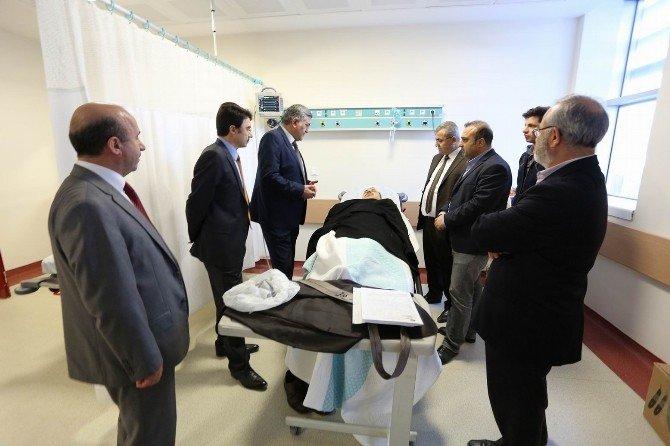 Harran Üniversitesi Tıp Fakültesi Hasta Kabulüne Başladı
