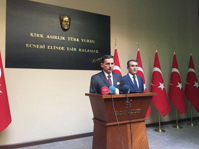 Hatay Valisi Topaca'dan şehit asker açıklaması
