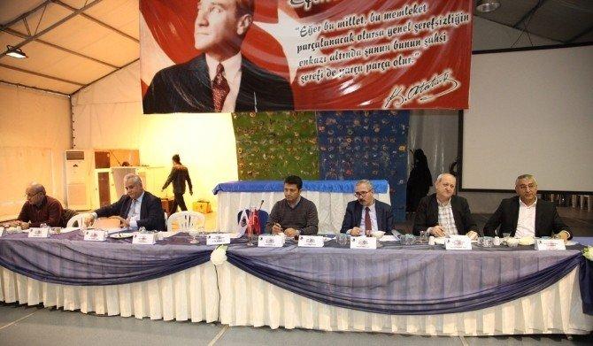 Kartal Mahalle Birim Başkanları Ve Meclis Üyeleri Toplandı