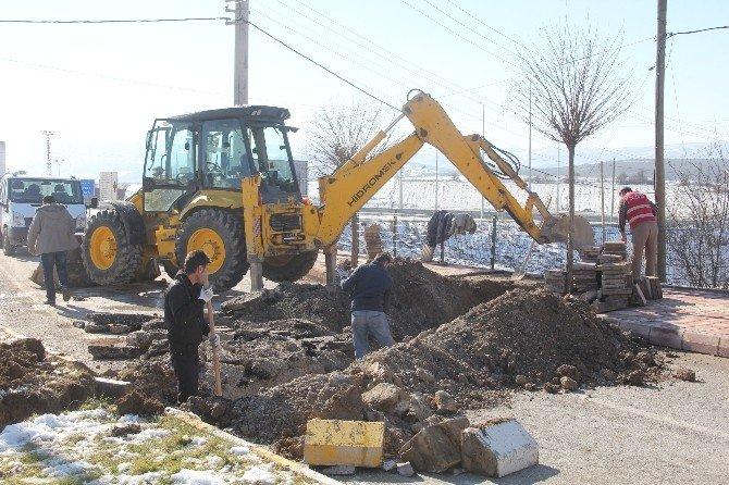 Kavak Belediyesi'nde Bahar Hazırlıkları Başladı