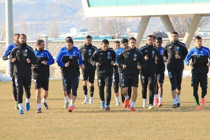 Kayseri Erciyesspor Son 5 Maçta Sadece 3 Puan Toplayabildi