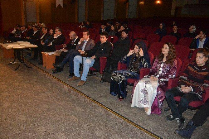 Kayseri'de Gençlik Merkezleri Arası Skeç Yarışması Düzenlendi