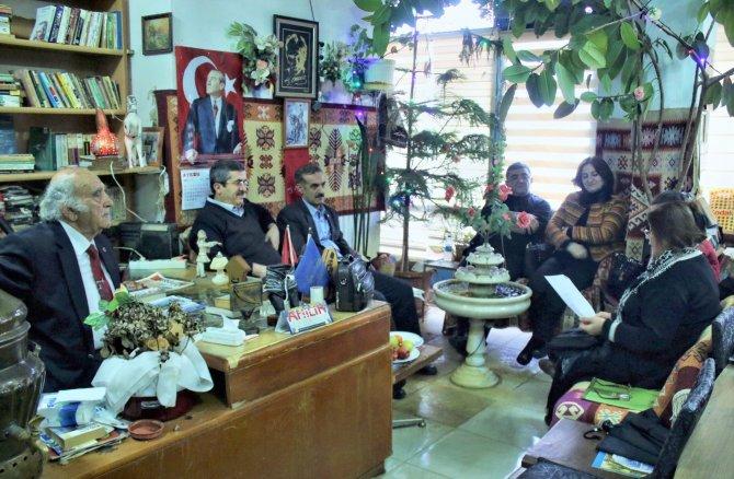 Ahilik ve Esnaf Kültürünü Araştırma Merkezi'nde görev dağılımı