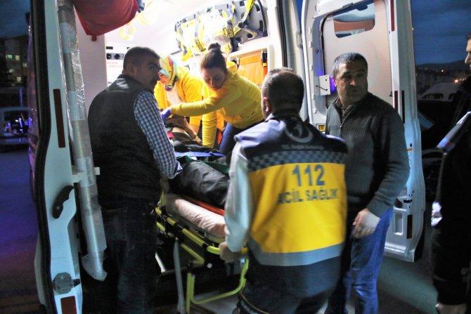 Kırşehir'de trafik kazası: 2 ölü