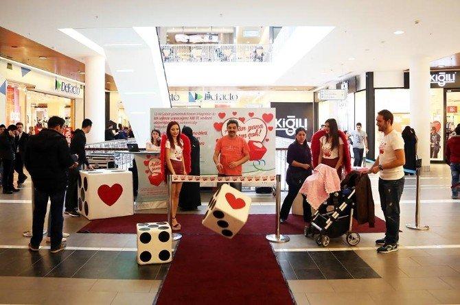Forum Magnesia'da Sevgililer Günü Etkinliği