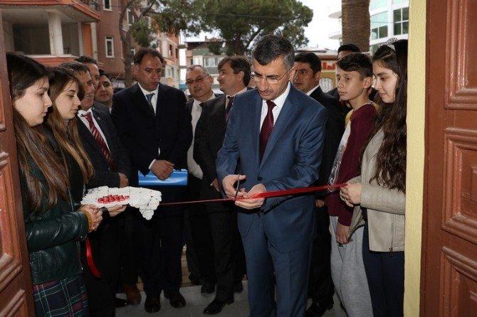 Manisa'nın İlk Kodlama Atölyesi Ahmetli'de Açıldı