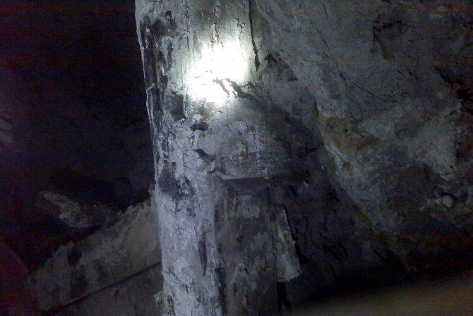 301 madencinin can verdiği noktanın fotoğrafları 21 ay sonra ortaya çıktı