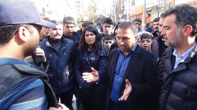 Kızıltepe'de Gerginlik