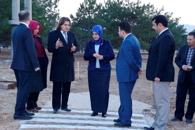 Meram Dutlukırı'nda Revizyon Çalışmaları Sürüyor