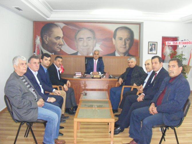 MHP Milletvekili Yılmaz: Ülkede kan ve gözyaşı dinmiyor
