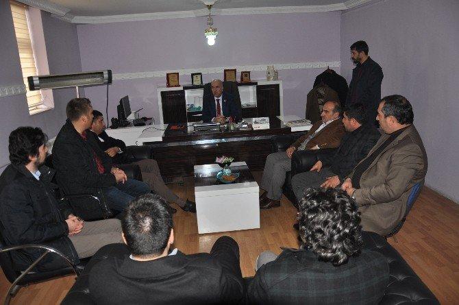 AK Partili Gökçe Patnos'ta