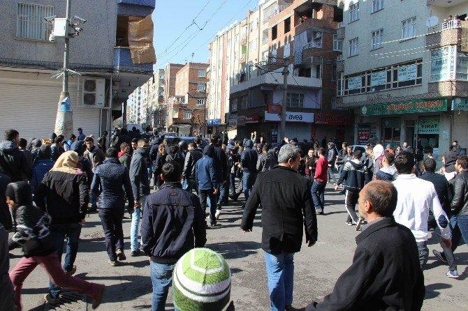 Diyarbakır'da 'Öcalan' Gerginliği