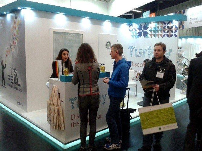 Türk Organik Sektörü Dünyanın En Büyük Organik Fuarında Tanıtılıyor