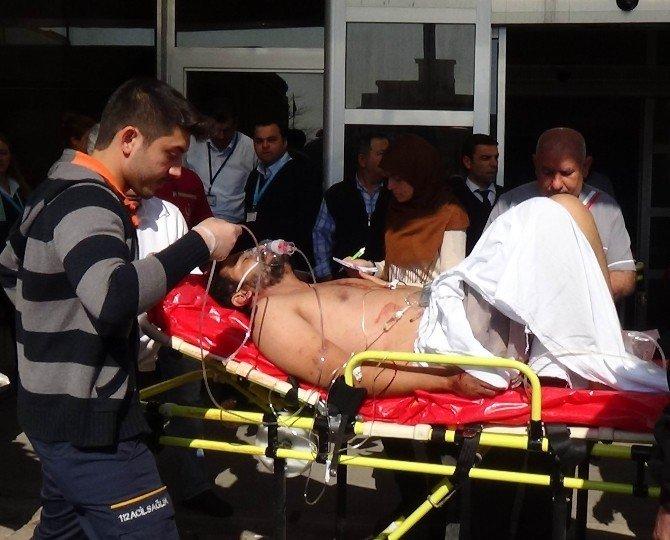 Rus Uçaklarının Vurduğu Azez'de Ölü Sayısı 19'a Çıktı