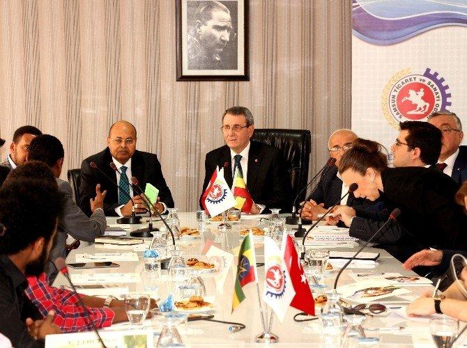 Etiyopya'dan 'Yatırım' Daveti