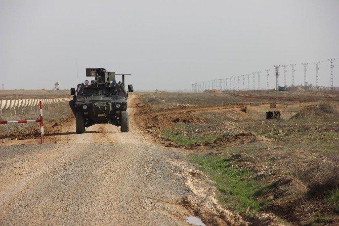 Suriye Sınırında 50 Kilo Patlayıcı Bulundu