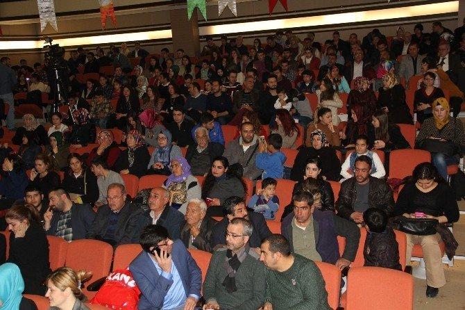 Eyyübiye Belediyesi'nden Unutulmaz Bir Gece