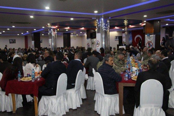 Silopi'de 'Gümrük Günü' Gecikmeli Kutlandı