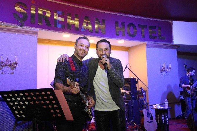 Bora Duran Şirehan Otelde Gaziantepliler İçin Söyledi