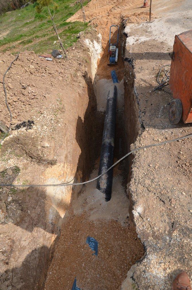 Bursa'da 10 ilçede kaçak su kullanımı mercek altına alındı