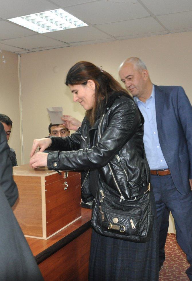 Suruç Belediyesi'nin yeni başkanı DBP'den