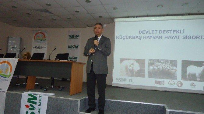 Tarsim Bilgilendirme Toplantısı Kırklareli'de Yapıldı