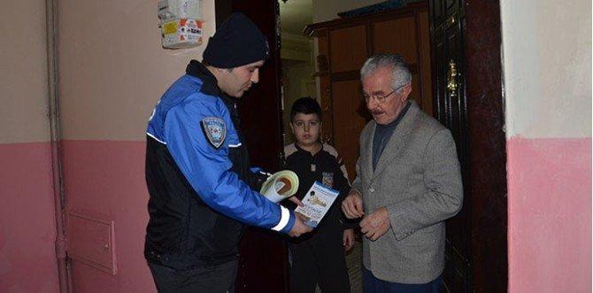 TDP Polislerinden Güvenlik Hekimliği Projesi