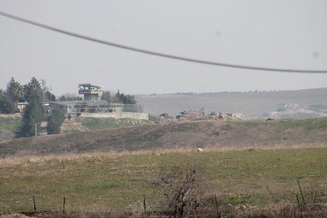 Sınırda askeri hareketlilik devam ediyor, radarlar aktif