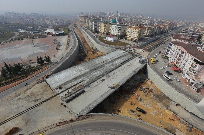 Türkiye'nin TEK Taraf Çekimle En Uzun Art Germe Köprüsü Yapıldı