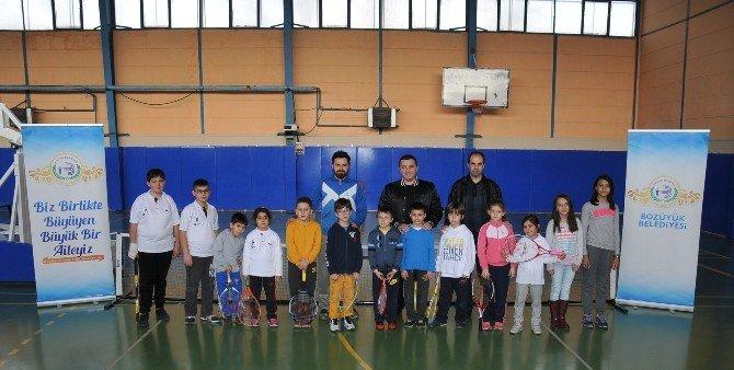 Tenis Kursları Turnuvalarla Devam Ediyor