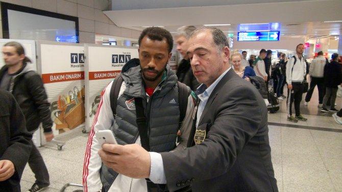 Lokomotiv Moskova, Fenerbahçe için İstanbul'a geldi
